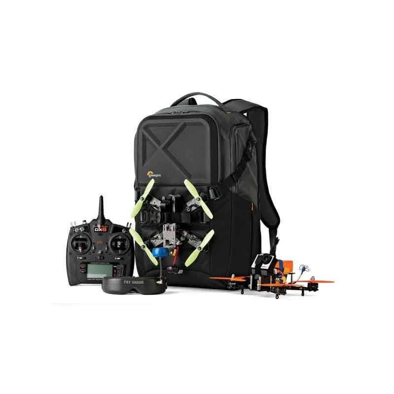 Lowepro QuadGuard BP X2 Drone Backpack - with gear