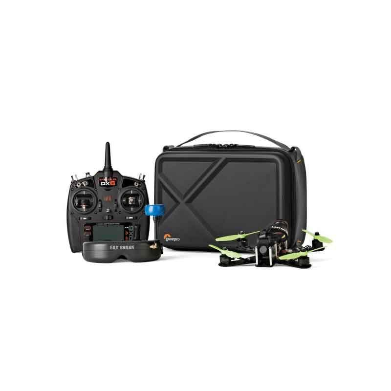 Lowepro QuadGuard TX Case with example gear
