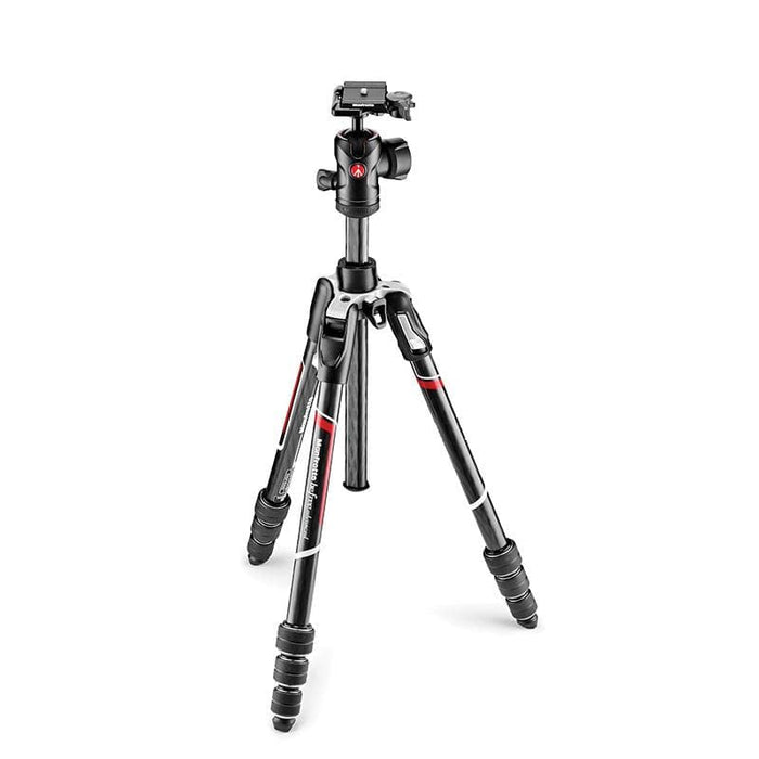 Manfrotto Befree Advanced Carbon Fibre Travel Tripod with Ball Head