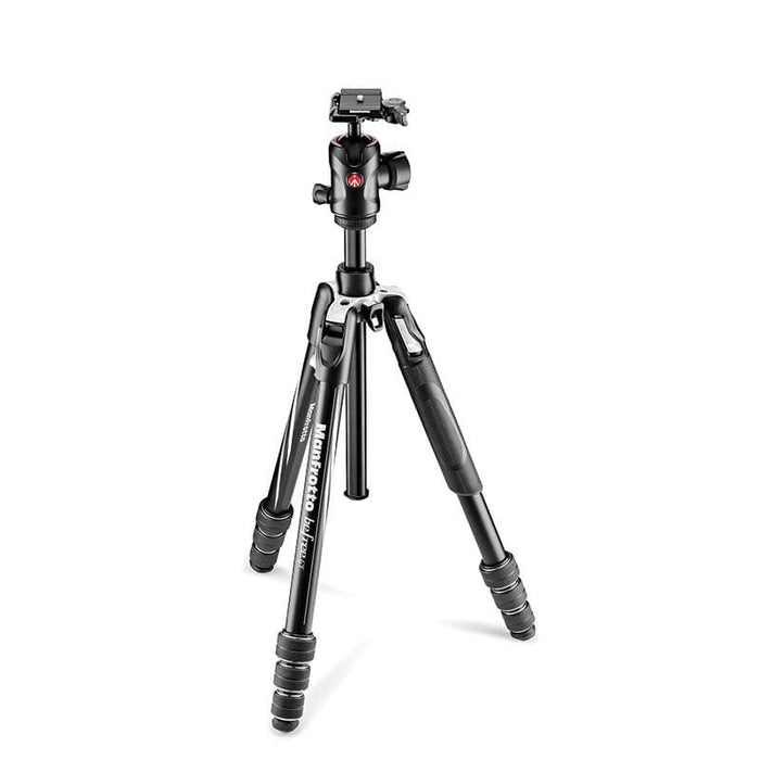 Manfrotto Befree GT Aluminium Tripod with Twist Lock Ball Head