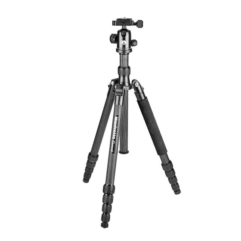 Manfrotto Element Traveller Big Carbon Fibre Tripod with Ball Head