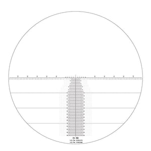 Nightforce ATACR H59 Reticle