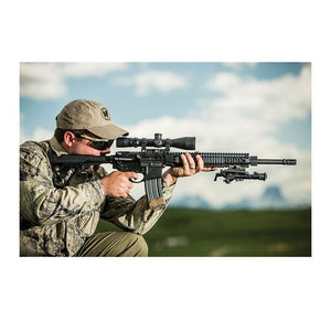 Nightforce NXS 2.5-10x42 Riflescope in use
