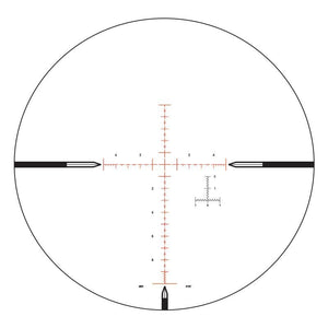 Nightforce Illuminated Mil-R Reticle