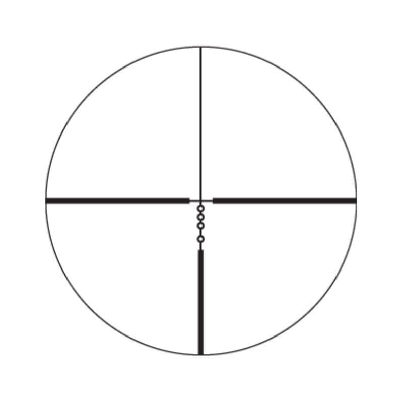 Nikon BDC Reticle