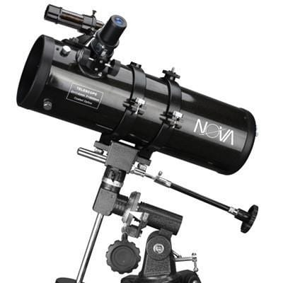 Nova 114mm EQ Newtonian Reflector Telescope