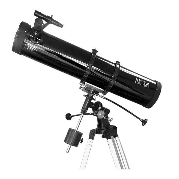 Nova 130mm EQ Newtonian Reflector Telescope
