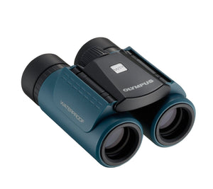 Olympus 8x21 RC II WP Waterproof Binoculars (Blue) - folded