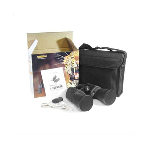 Oz-Mate SeaFin Porro 7x50 Focus Free Binoculars with box and carry case
