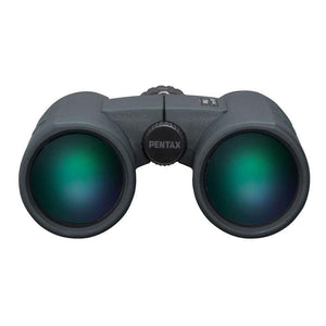 Pentax 10x42 S Series SD WP Binoculars front view