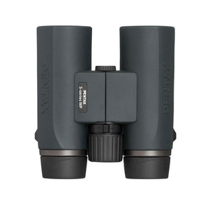 Pentax 8x42 S Series SD WP Binoculars top view