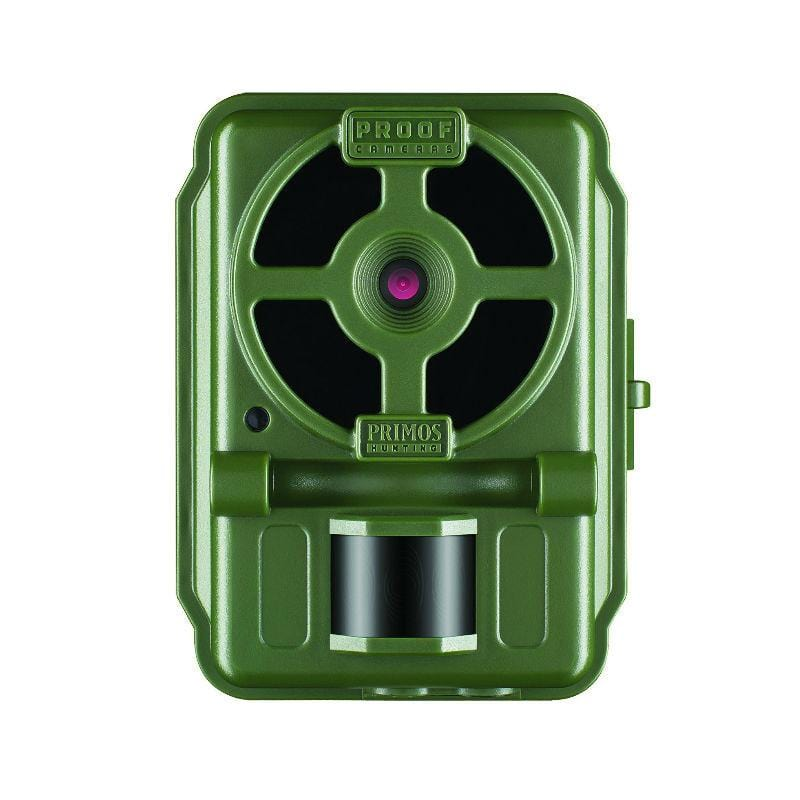 Primos Proof Cam 35: 10MP Green Trail Camera with Low Glow LED's