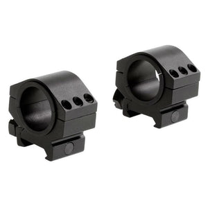 "Sun Optics 30mm Riflescope Ring Set with 1"" Inserts - Medium"