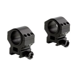 "Sun Optics 30mm Riflescope Ring Set with 1"" Inserts - High"