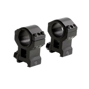"Sun Optics 30mm Riflescope Ring Set with 1"" Inserts - Ultra High"