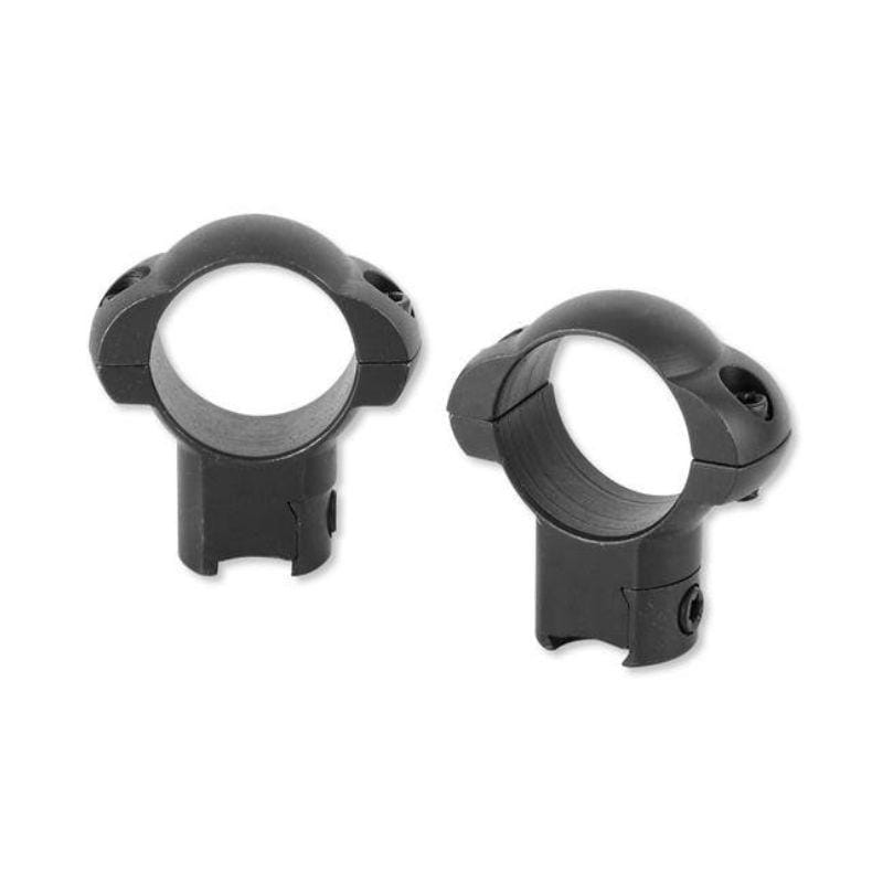 "Sun Optics .22 1"" Stainless Steel Riflescope Rings (11mm grooved receivers - Low, medium, high)"