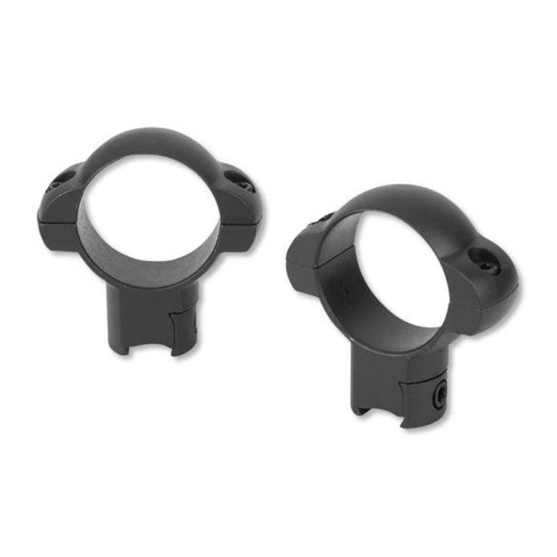 Sun Optics .22 30mm Stainless Steel Riflescope Rings (11mm grooved receivers - Low, medium, high)