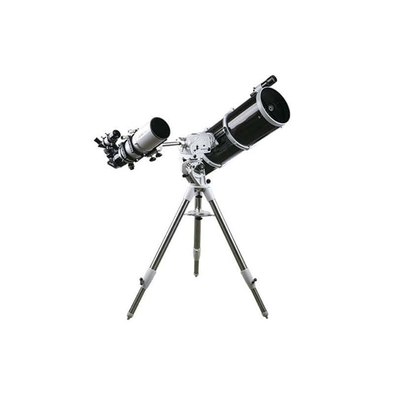 Sky-Watcher AZ-EQ6 Go-To Telescope Tripod and Mount with SynScan Technology in use
