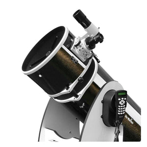 "Skywatcher 200mm / 8"" Collapsible Newtonian Dobsonian AZ GoTo Telescope with SynScan Technology - collapsed"