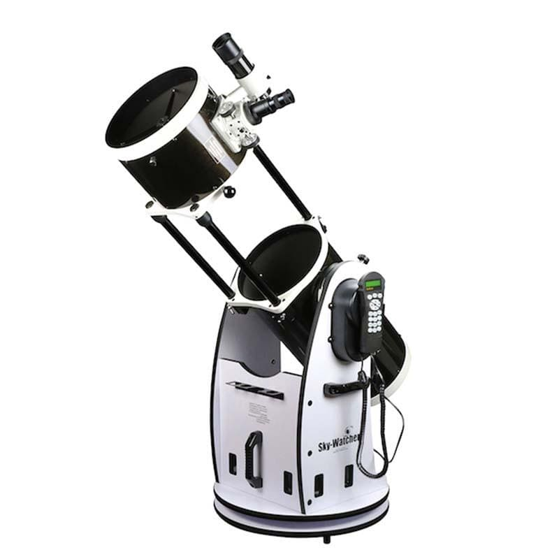 "Skywatcher 254mm / 10"" Collapsible Newtonian Dobsonian AZ GoTo Telescope with SynScan Technology"
