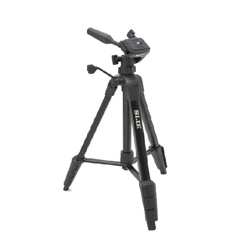 Slik Tripod with 3-Way Pan Head