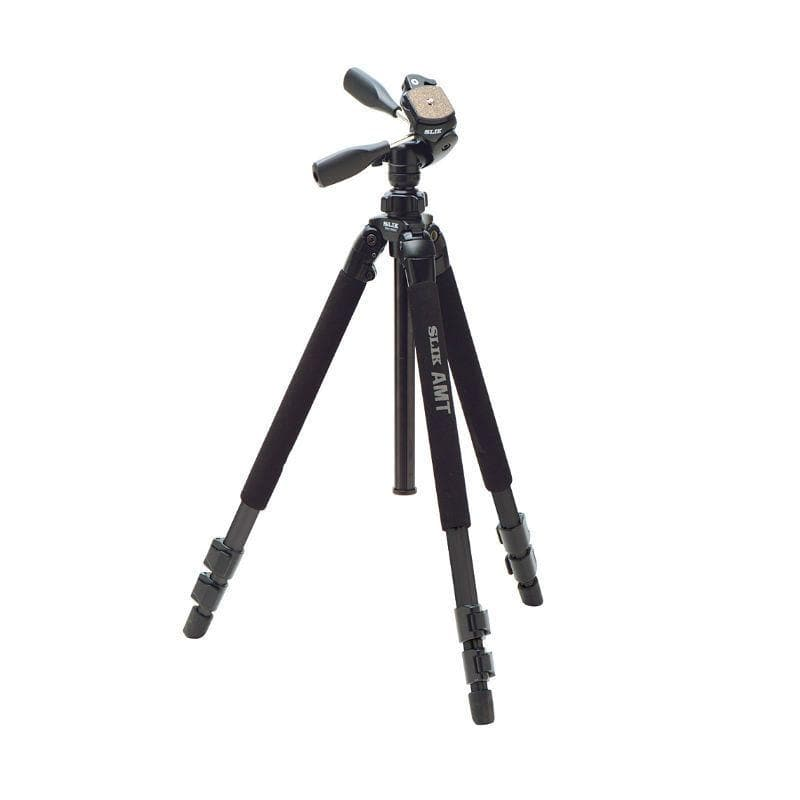 Slik Pro 500DX Tripod with 3-way Pan Head