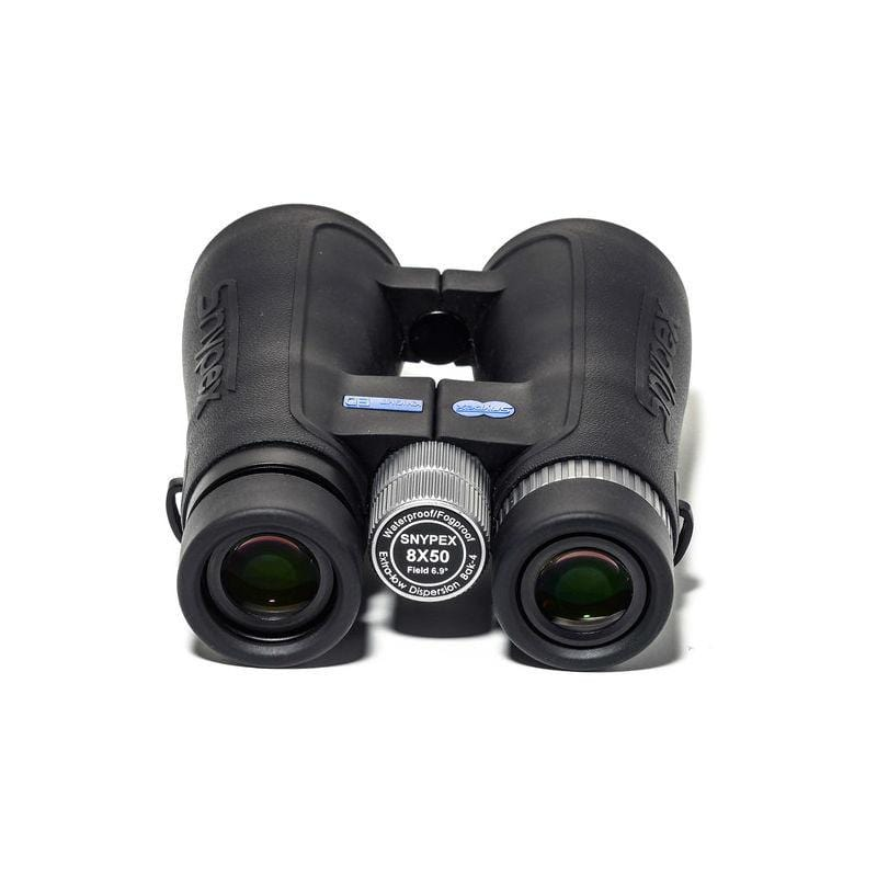 Snypex Knight D-ED 8x50 Binoculars rear view