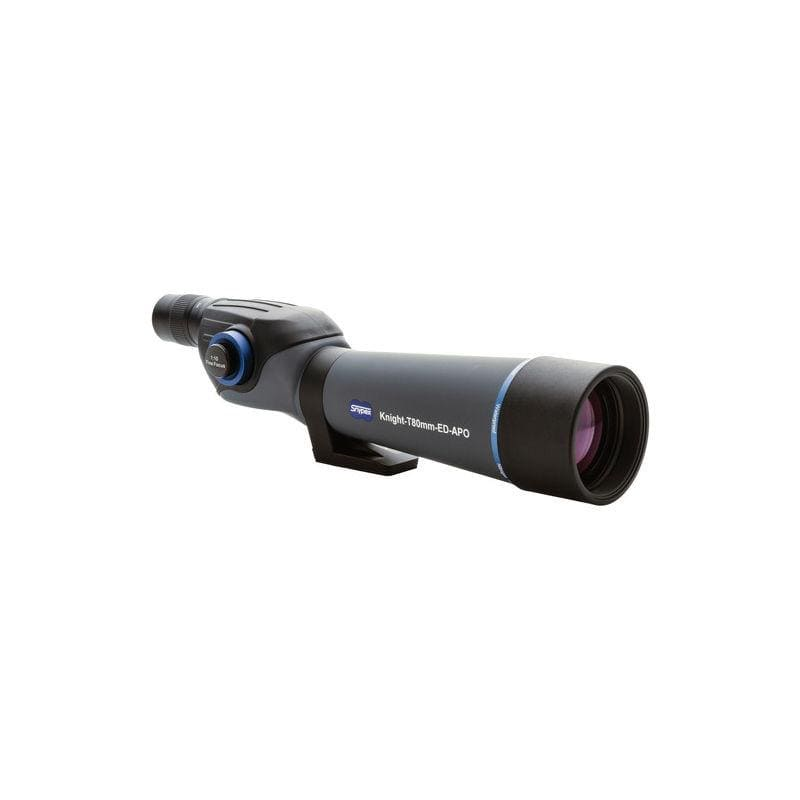 Snypex Knight T80 20-60X80 ED-APO Spotting Scope (Straight viewing) side view