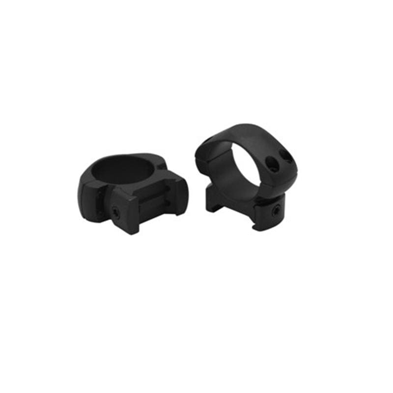 "Stealth 1"" Steel Weaver Riflescope Rings - Low"