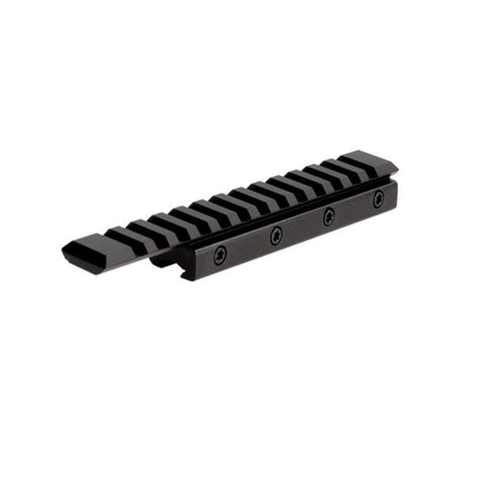 "Sun Optics 11mm Dovetail to Picatinny/Weaver Adapter (6"" Long)"