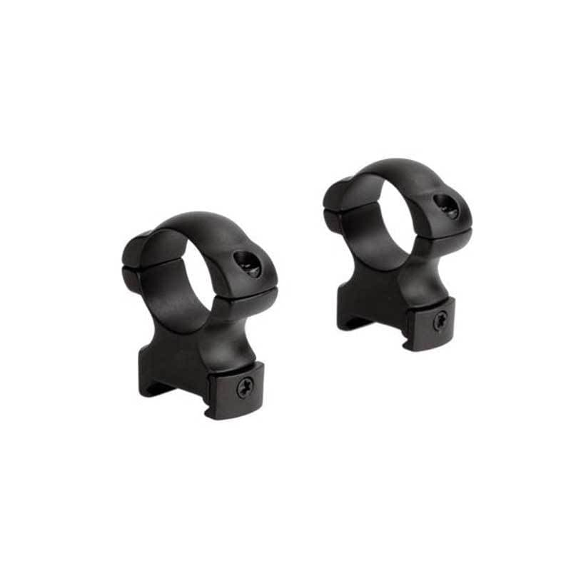 Sun Optics 30mm Steel Weaver Riflescope Rings - High