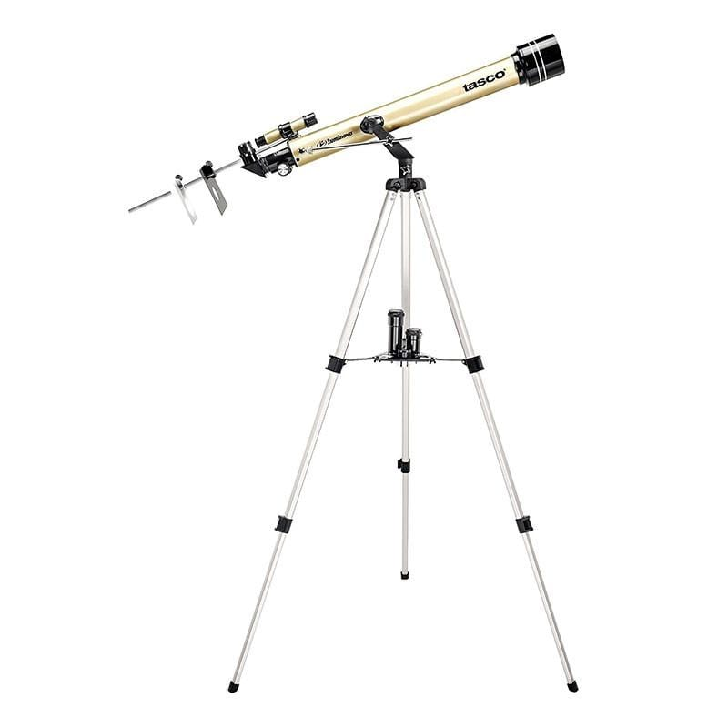 Tasco Luminova 660x 60mm AZ Refractor Telescope