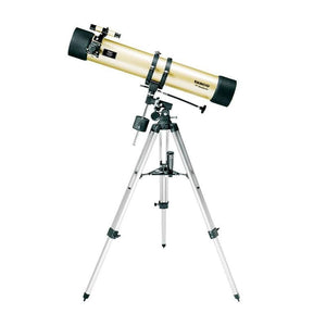 Tasco Luminova 675x 114mm EQ Reflector Telescope