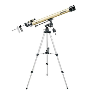Tasco Luminova 675x 60mm AZ Refractor Telescope