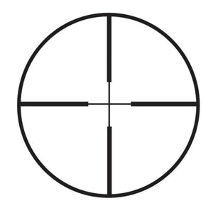 Tasco 30/30 reticle