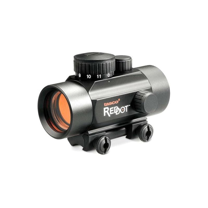 Tasco Pro-Point 1x30 5 MOA Red Dot Sight for .22 Rimfire Rifles