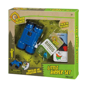 Toysmith Outdoor Discovery Little Birder Set