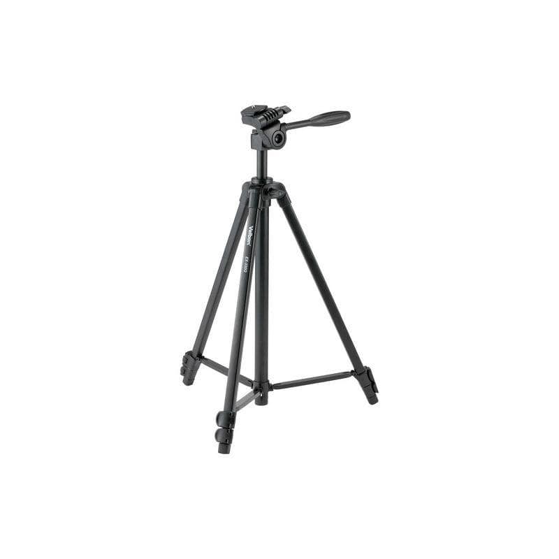 Velbon EX-330 Q Aluminum Tripod with 3-Way Pan/Tilt Head