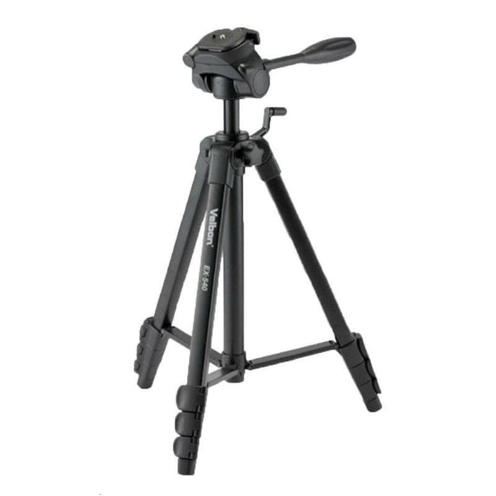 Velbon EX-540 Aluminium Tripod with 2-Way Pan/Tilt Head