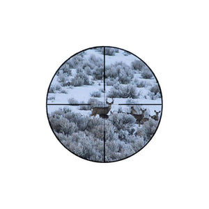 Vixen BDC reticle in use