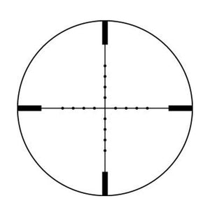 Vortex Viper Mil Dot reticle