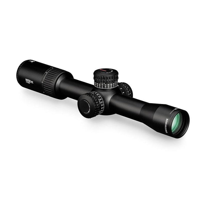 Vortex Viper PST GEN II 2-10x32 FFP Riflescope (EBR-4 MOA or MRAD Reticle)