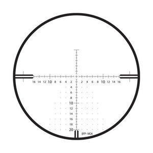 Zeiss ZMOAi-20 #89 Reticle