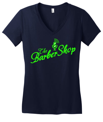 Womens V-Neck Tee Shirt