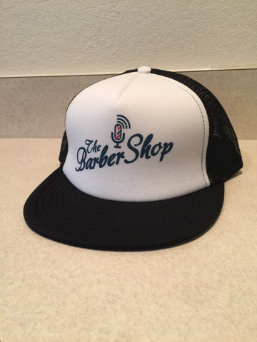 Barbershop Trucker Hat
