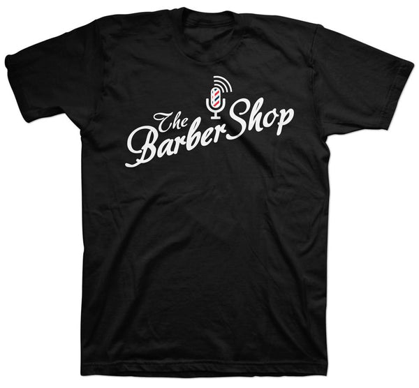 Original Barbershop Tee (Black)