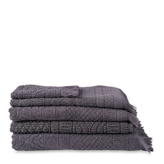 Jacquard Towels - French Chateau