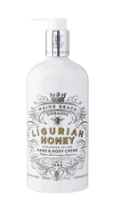Ligurian Honey Hand & Body Creme - French Chateau