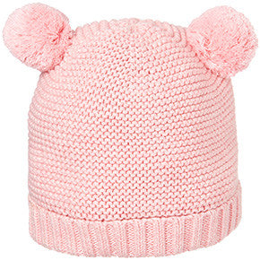 Organic Shibuya Blush Beanie - French Chateau