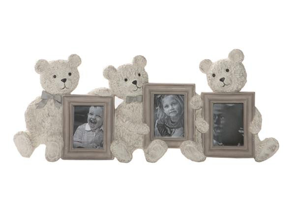 Bears Photo Frame Set - French Chateau